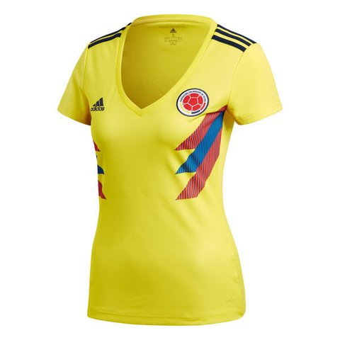 Camiseta Colombia 2018 Local MUJER PRE-ORDEN