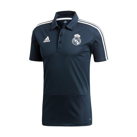 Camiseta POLO 2018 Real Madrid azul PRE-ORDEN