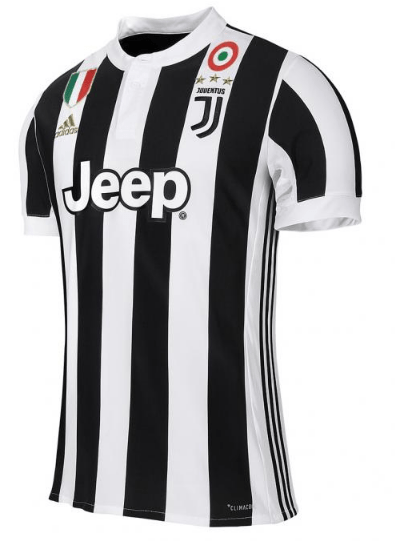 Camiseta Juventus 17/18 Local PRE-ORDEN