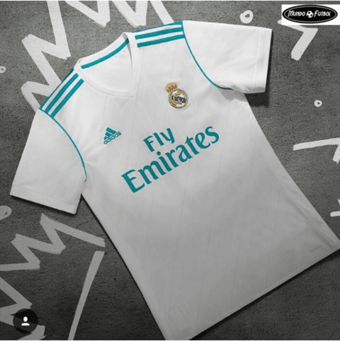 Camiseta Real Madrid 17/18 Local Modric PRE-ORDEN - comprar online