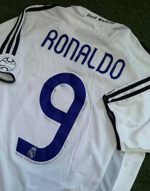 Camiseta Real Madrid 06-07 Local PRE-ORDEN - MundoFutbol
