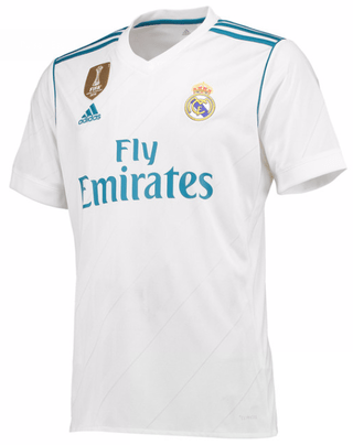 Camiseta Real Madrid 17/18 Local PRE-ORDEN