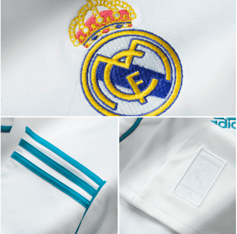Camiseta Real Madrid 17/18 Local Modric PRE-ORDEN en internet