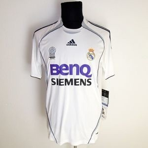 Camiseta Real Madrid 06-07 Local PRE-ORDEN - comprar online