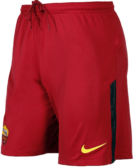 Pantaloneta AS Roma 17/18 Local PRE-ORDEN