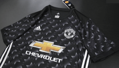 Camiseta Manchester United 17/18 Visita PRE-ORDEN on internet