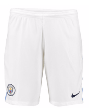 Pantaloneta Manchester City 17/18 Local PRE-ORDEN