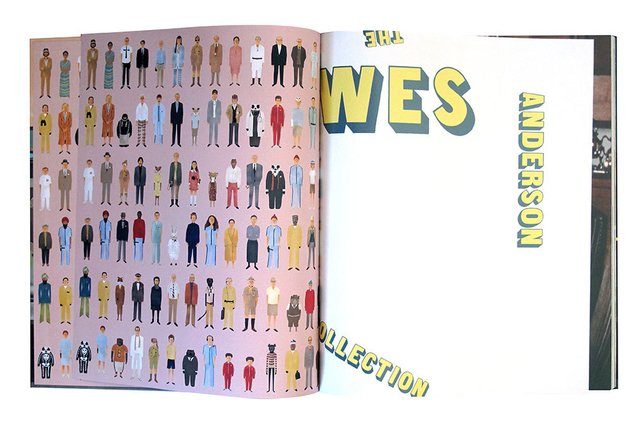 THE WES ANDERSON COLLECTION - comprar online
