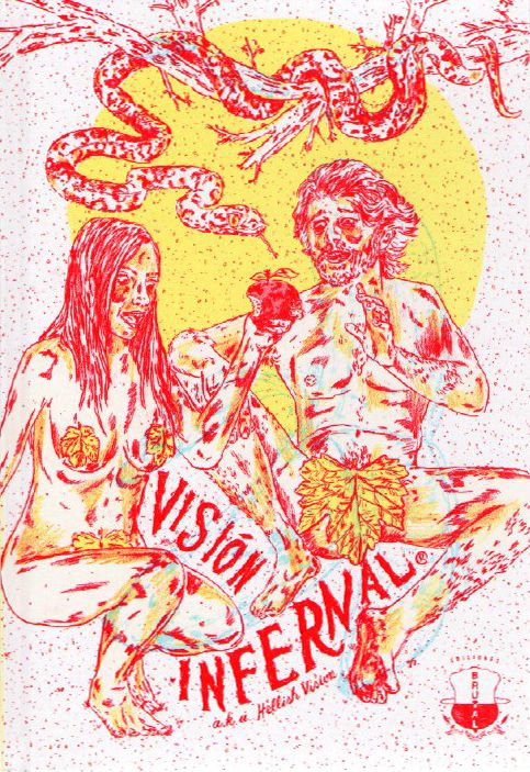 Visión infernal
