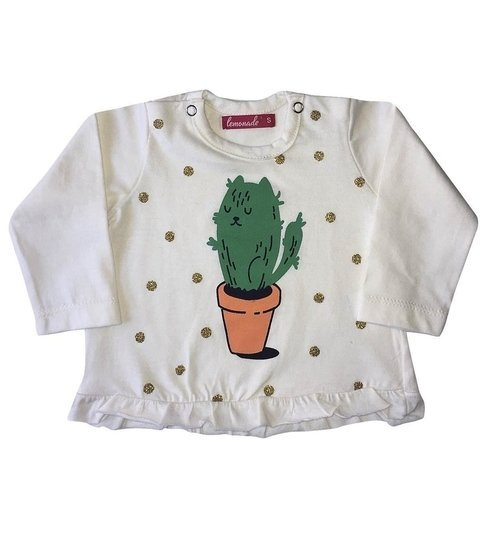 Remera Mini Cactus en internet