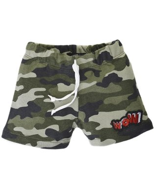 SHORT MINI CAMUFLADO