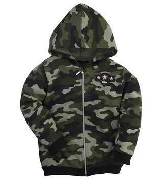 CAMPERA MINI CAMUFLADA