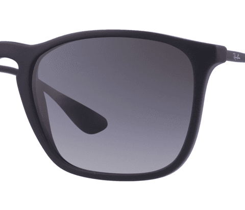 ÓCULOS RAY-BAN CHRIS PRETO - RB4187