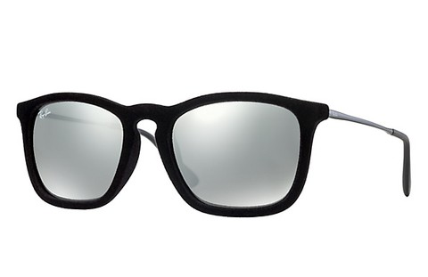 ÓCULOS RAY-BAN CHRIS VELUDO PRETO - RB4187