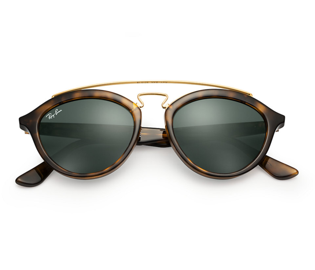 ÓCULOS RAY-BAN GATSBY OVAL TARTARUGA - RB4257 - ROMA - Fashion