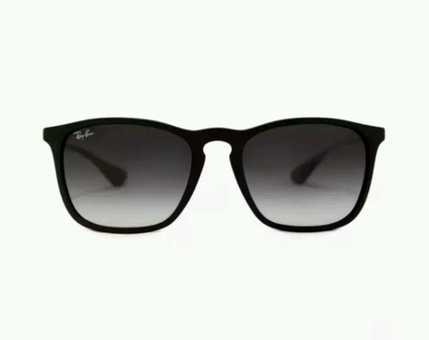 ÓCULOS RAY-BAN CHRIS VELUDO PRETO DEGRADÊ