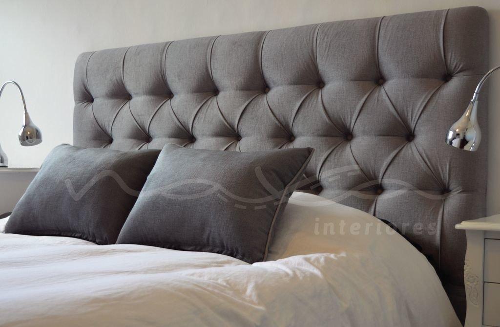 Respaldo de cama capiton xl comprar en naxa - Respaldo para cama ...