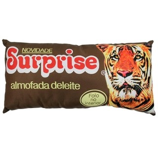 Almofada Chocolate Surprise