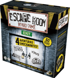 Escape Room (pré-venda)