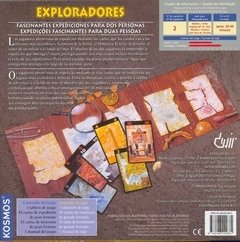Exploradores: Lost Cities - comprar online