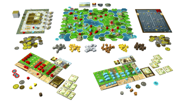 Clans of Caledonia - comprar online