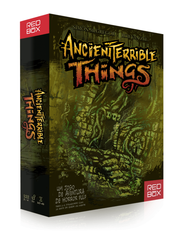Ancient Terrible Things (pré-venda)