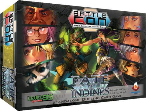 BattleCON: Destino de Indines