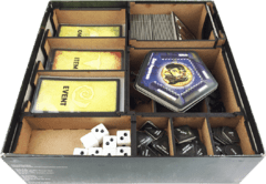Organizador para Betrayal At House On The Hill - Caixinha Boardgames
