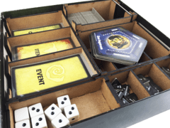 Organizador para Betrayal At House On The Hill