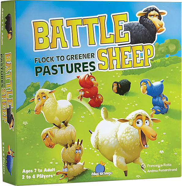 Battle Sheep (pré-venda)