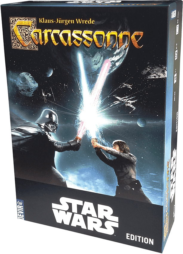 Carcassonne: Star Wars (pré-venda)