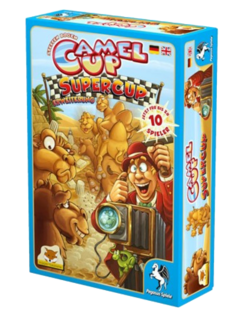 SuperCup - Expansão Camel Up