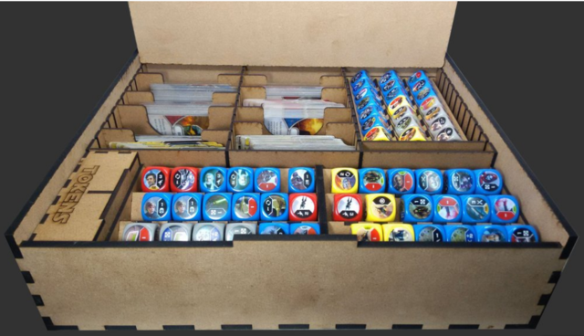 Big Box para Star Wars Destiny