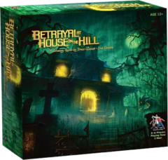 Betrayal At House On The Hill - Em Inglês