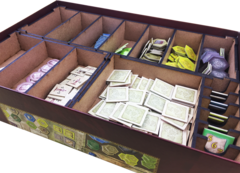 Organizador para The Castles of Burgundy