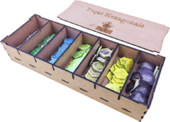 Organizador para The Castles of Burgundy - comprar online