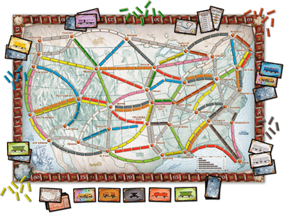 Ticket To Ride - comprar online