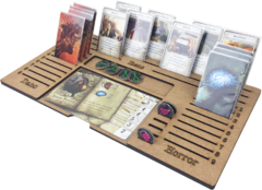 Kit Dashboard para Mansions of Madness - 5 unidades - SEM CASE (pré-venda)