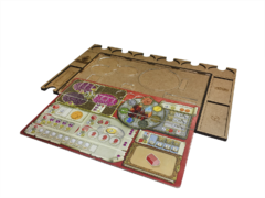 Imagem do Kit Dashboard para Terra Mystica - COM CASE