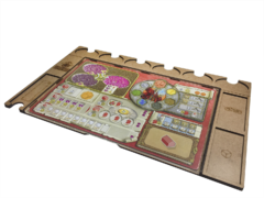 Kit Dashboard para Terra Mystica - COM CASE