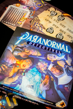 Paranormal Detectives - loja online