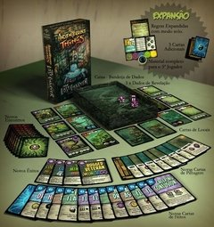 The Lost Charter - Expansão Ancient Terrible Things - comprar online