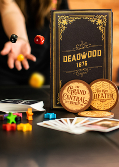 Cidades Sombrias #3: Deadwood 1876 na internet