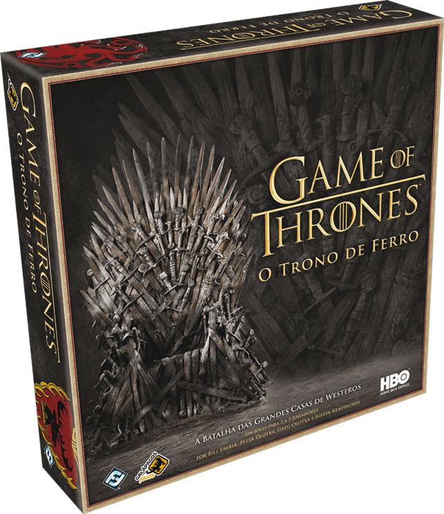 Game of Thrones: O Trono de Ferro (pré-venda)