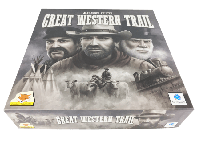Organizador para Great Western Trail na internet