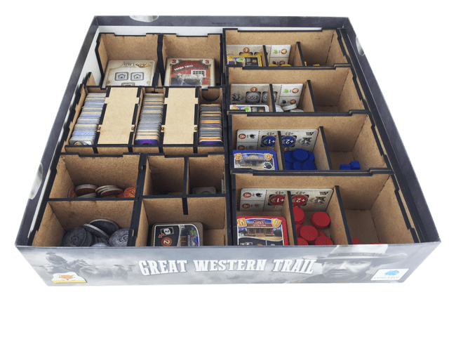 Imagem do Organizador para Great Western Trail