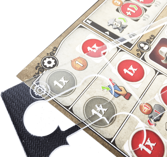 Overlay para Great Western Trail - Caixinha Boardgames