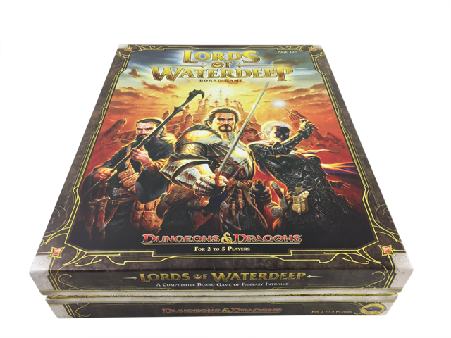 Organizador para Lords of Waterdeep - loja online