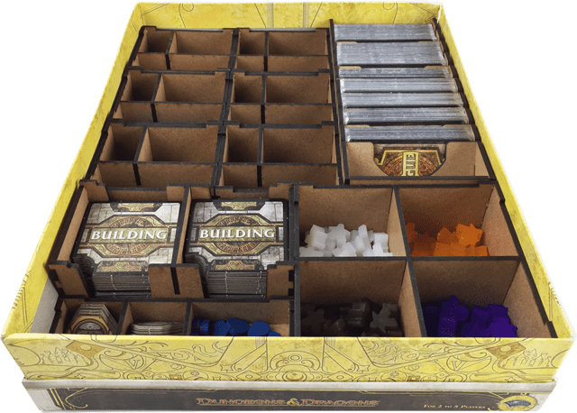 Organizador para Lords of Waterdeep na internet