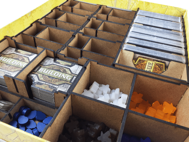 Organizador para Lords of Waterdeep - comprar online